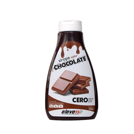 SIROPE SABOR CHOCOLATE SIN AZÚCAR 425ML