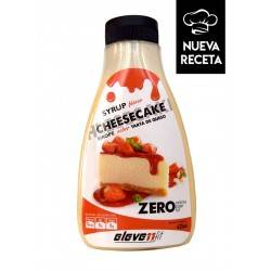 CHEESE CAKE FLAVOR SYRUP WITHOUT SUGAR 425ML