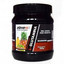 GLUTAMINE TROPICAL SABOR 300GR