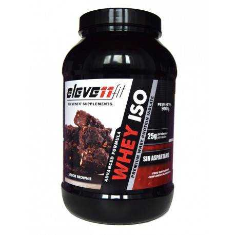 WHEY ISOLATE SABOR CHOCOLATE 908 GR