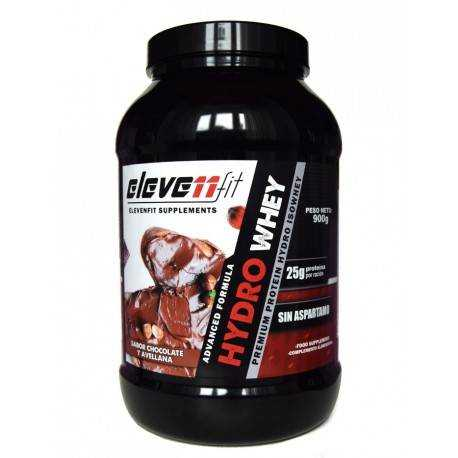 WHEY HYDRO SABOR CHOCOLATE  908 GR