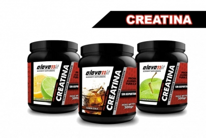 WHAT IS IT AND WHAT SERVES THE CREATINE?